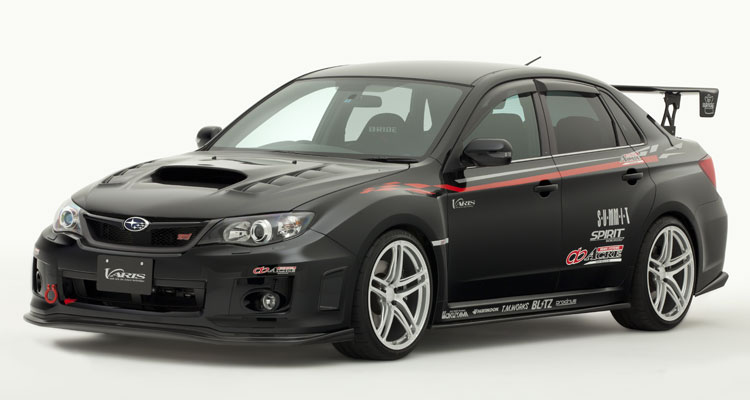 株式会社バリス専門 Varis バリス Subaru Impreza Gvb Sti商品、激安、格安、最安